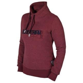 Horka Sweater Tally Bordeaux